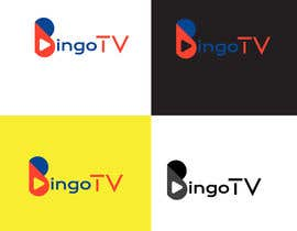 #184 for Need a logo for BingoTV by nazmussakibrubel