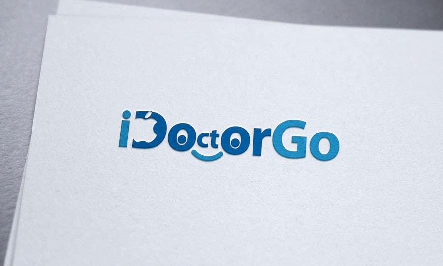 Kilpailutyö #52 kilpailussa iDrGo Searching for Company Logo