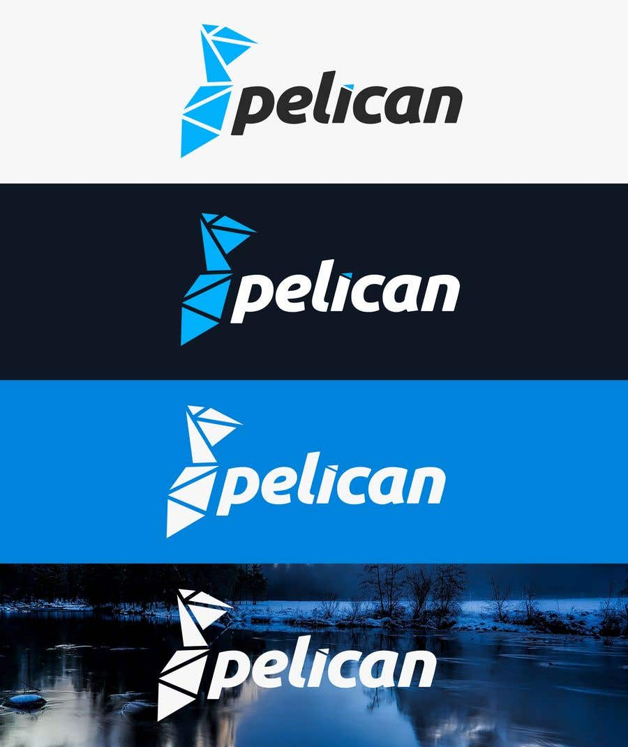 Contest Entry #                                        57                                      for                                         Design a logo for a project called Pelican