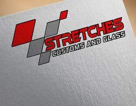 Nro 375 kilpailuun New logo for company - Stretches Glass käyttäjältä Shafik25