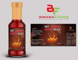 #50 for Label for a food product af imranislamanik