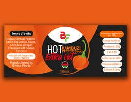 #24 for Label for a food product af minicreate