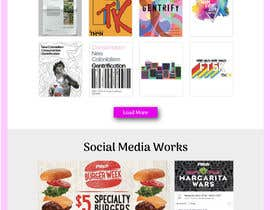 #13 for Redesign Pinterest UI/UX Homepage/Profile page by sharifkaiser