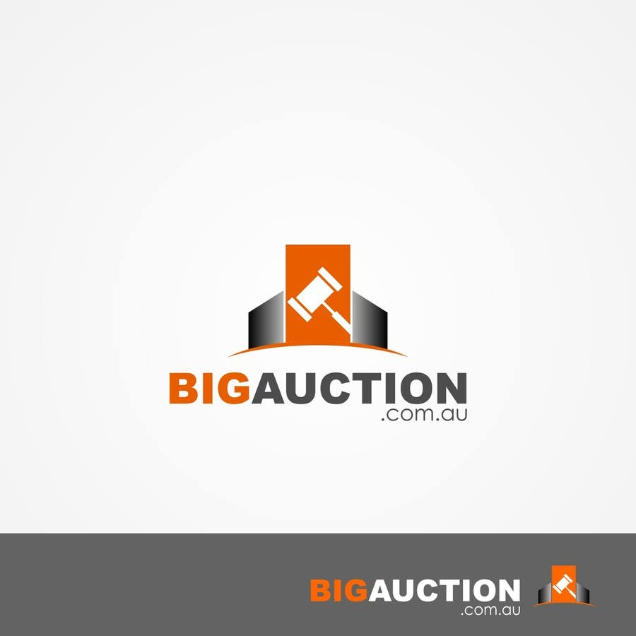Entri Kontes #                                        29                                      untuk                                        Design a Logo for www.bigauction.com.au