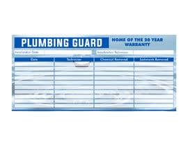 #16 for CQHS Plumbing Guard Sticket af akibmilon