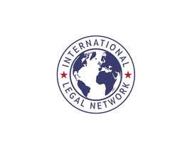 #601 for Logo for international law firm af Yoova