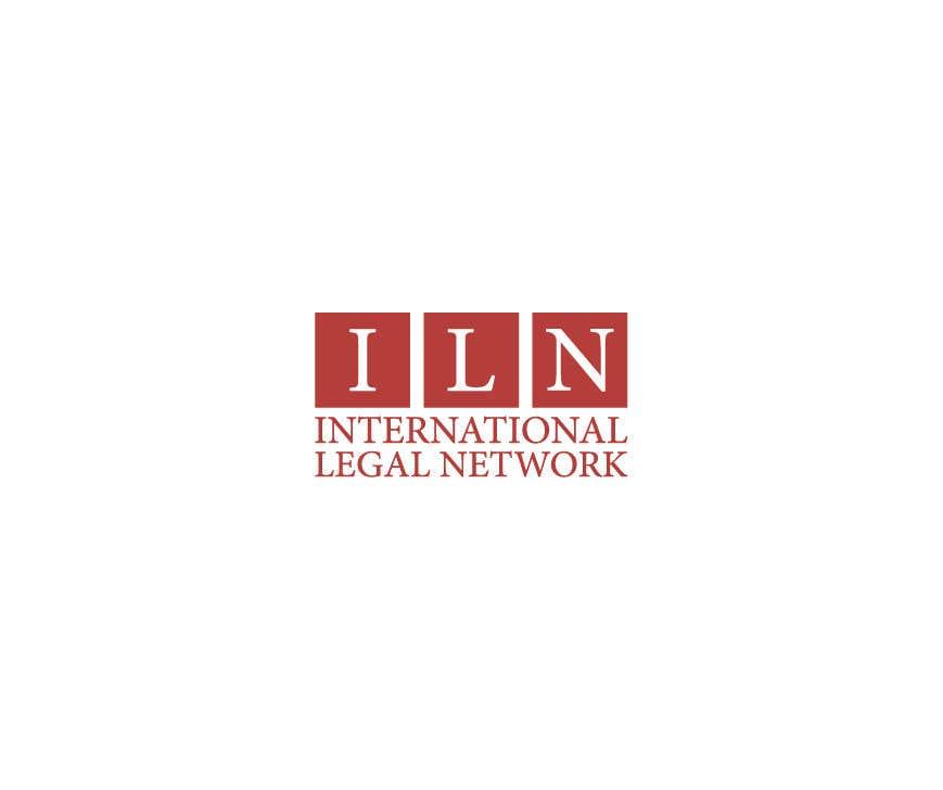 Konkurrenceindlæg #                                        572                                      for                                         Logo for international law firm