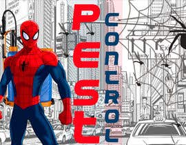 #12 for IMAGE OF SPIDERMAN WORKING AS PEST CONTROL OPERATOR af MarceloDesign02