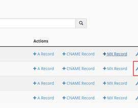 Nro 9 kilpailuun Need to add DNS domain records into cpanel käyttäjältä pravindia