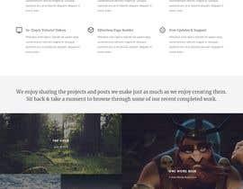 Nro 1 kilpailuun Eine Website erstellen käyttäjältä thebidyut