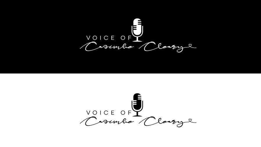 Penyertaan Peraduan #                                        218                                      untuk                                         Create a logo for my voiceover business  - 30/10/2020 17:07 EDT