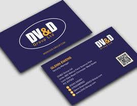 #58 untuk Business Card Design oleh MadhobRoy128
