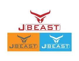 "#178 for Logo for ""J the Beast"" brand af JasminAlam606"