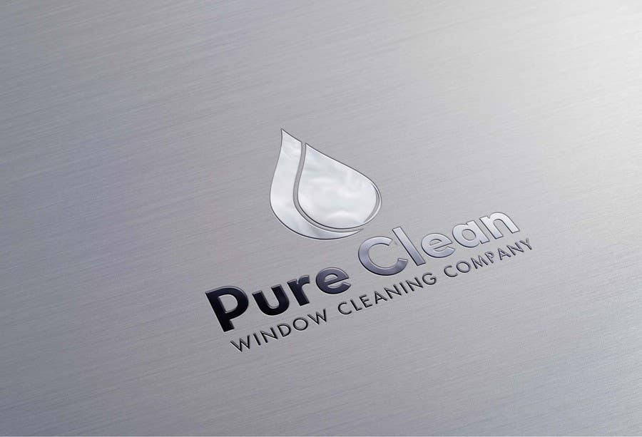Contest Entry #248 for Design a Logo for my company 'Pure Clean'