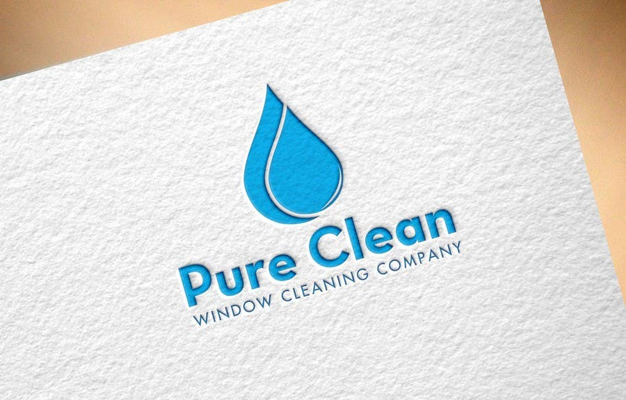 Contest Entry #254 for Design a Logo for my company 'Pure Clean'