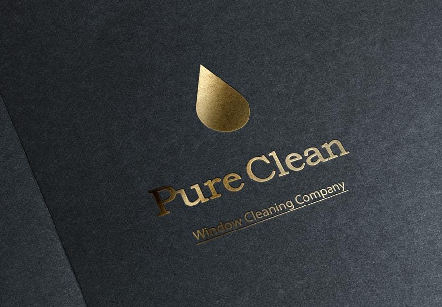 Inscrição nº 101 do Concurso para Design a Logo for my company 'Pure Clean'