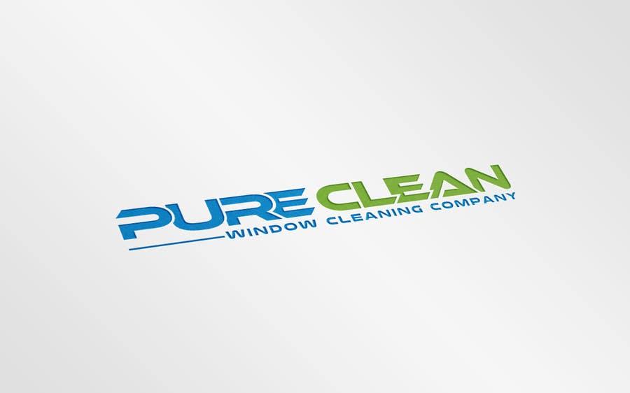 Inscrição nº 85 do Concurso para Design a Logo for my company 'Pure Clean'