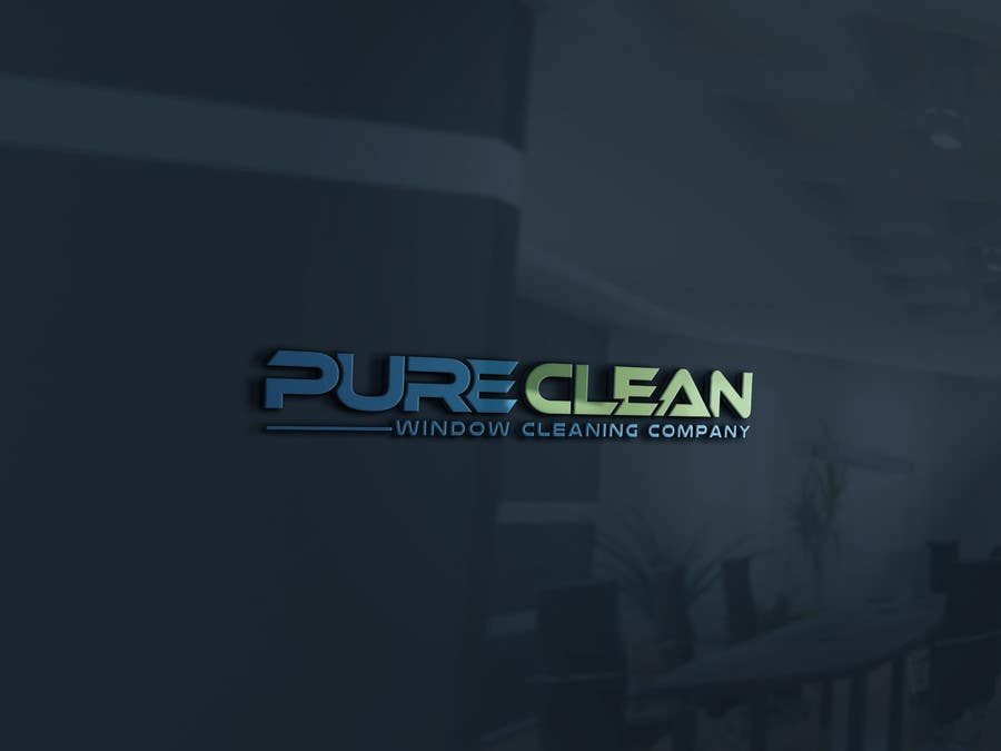 Contest Entry #86 for Design a Logo for my company 'Pure Clean'