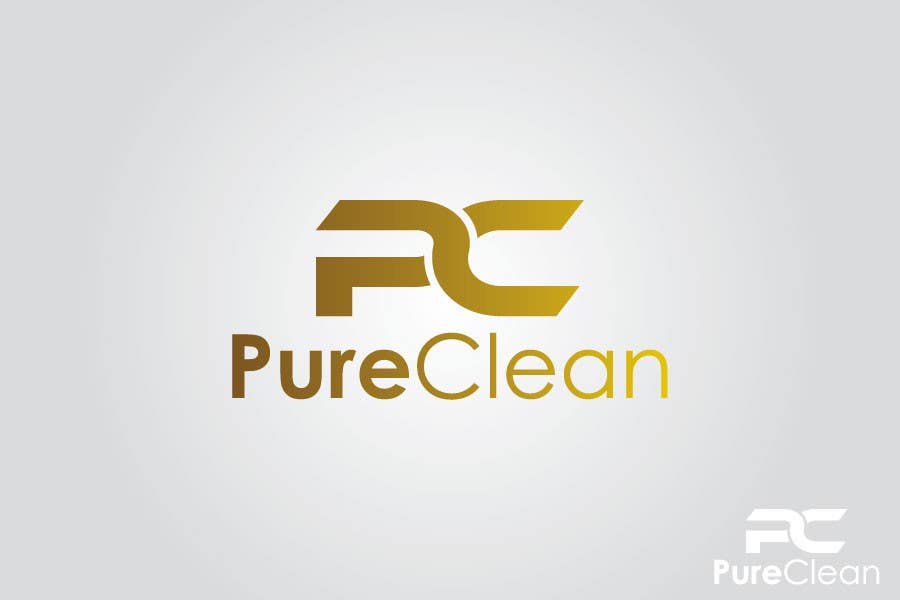 Contest Entry #233 for Design a Logo for my company 'Pure Clean'