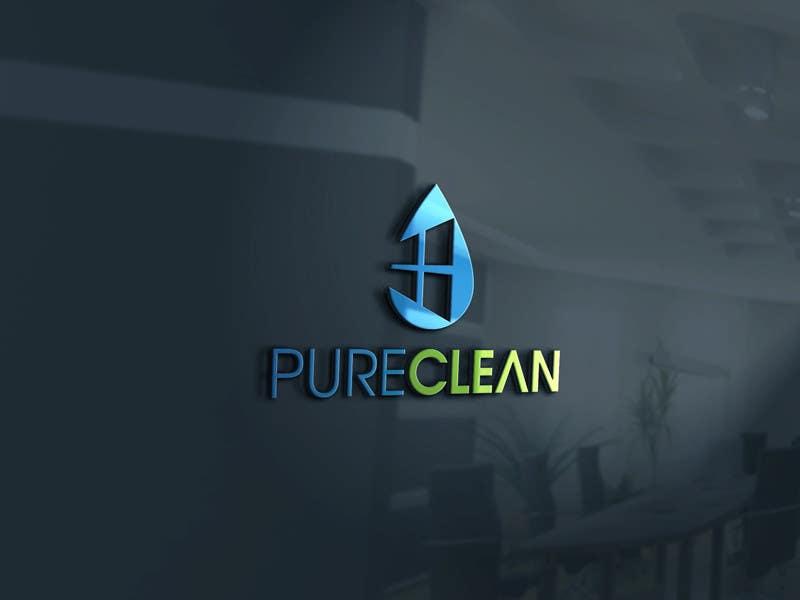 Inscrição nº 69 do Concurso para Design a Logo for my company 'Pure Clean'