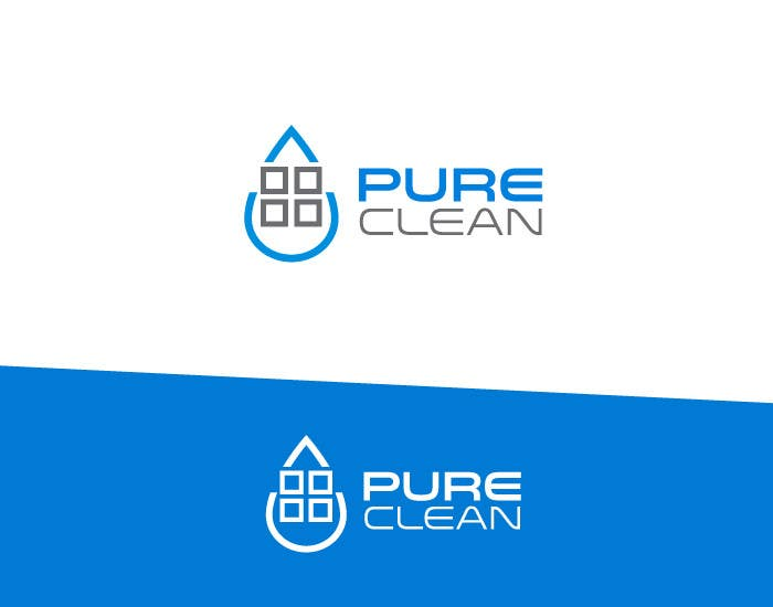 Contest Entry #71 for Design a Logo for my company 'Pure Clean'