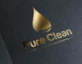 jenylprochina님에 의한 Design a Logo for my company 'Pure Clean'을(를) 위한 #279