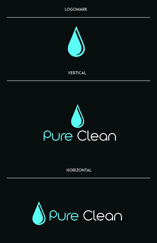 Inscrição nº 255 do Concurso para Design a Logo for my company 'Pure Clean'