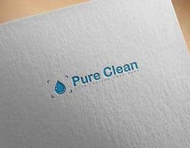 #267 for Design a Logo for my company 'Pure Clean' by JaizMaya