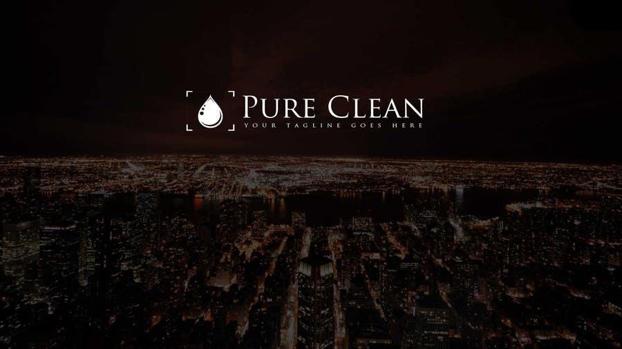 Συμμετοχή Διαγωνισμού #                                        269                                      για                                         Design a Logo for my company 'Pure Clean'