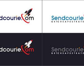 "#57 untuk Design a Logo for our website ""sendcourier.com"" oleh rahulwhitecanvas"