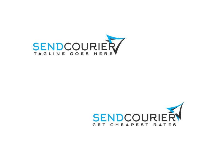 """Entri Kontes #                                        60                                      untuk                                        Design a Logo for our website """"sendcourier.com"""""""