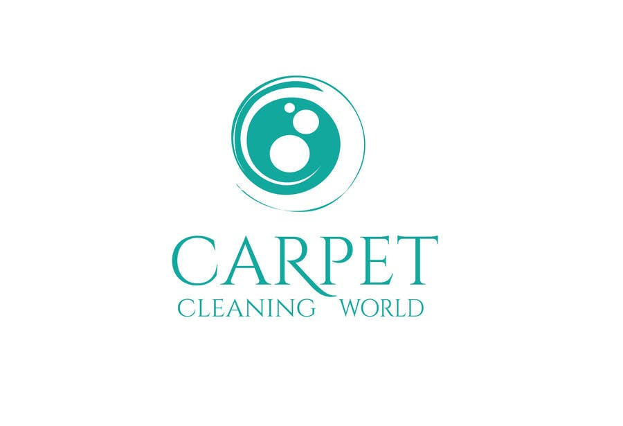 Konkurrenceindlæg #                                        1                                      for                                         Design a Logo for carpet cleaning website