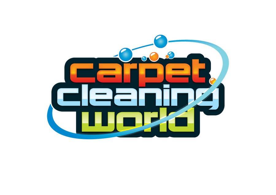 Konkurrenceindlæg #                                        33                                      for                                         Design a Logo for carpet cleaning website