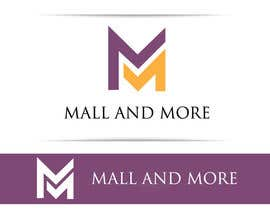 #54 untuk Design a Logo for Mall and More oleh SkyNet3