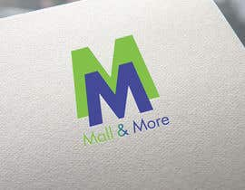 #141 for Design a Logo for Mall and More af FilipaSimao