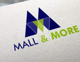 #135 untuk Design a Logo for Mall and More oleh nyomandavid
