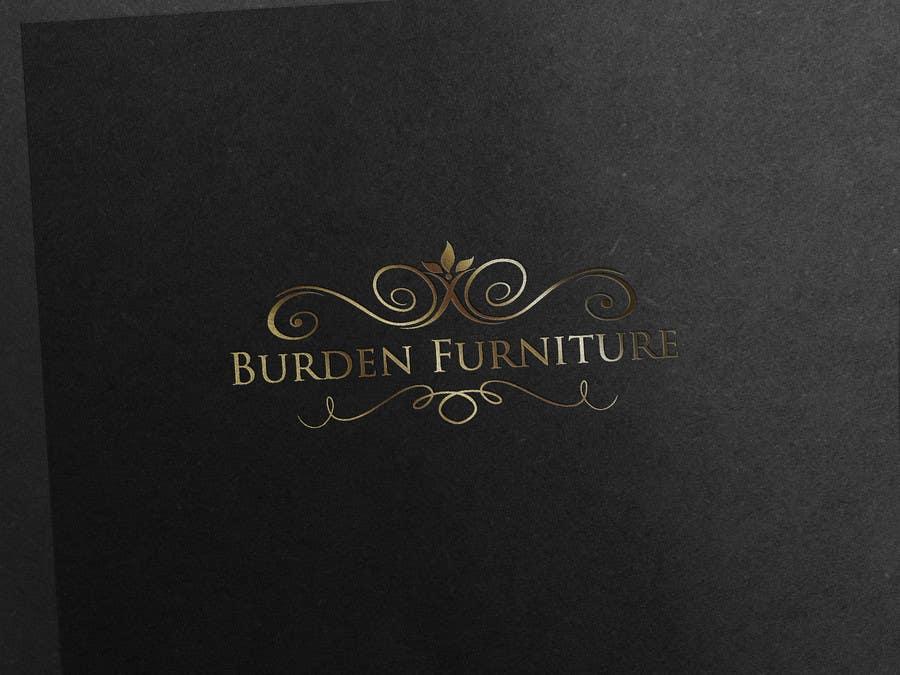 Inscrição nº 29 do Concurso para Design a Logo for Burden Furniture