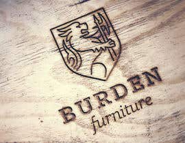 #134 untuk Design a Logo for Burden Furniture oleh linears