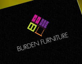 #128 untuk Design a Logo for Burden Furniture oleh syrwebdevelopmen