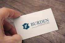 """Graphic Design Intrarea #104 pentru concursul """"Design a Logo for Burden Furniture"""""""