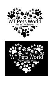 #60 for Design a Logo for an online pet store af sumontosohel