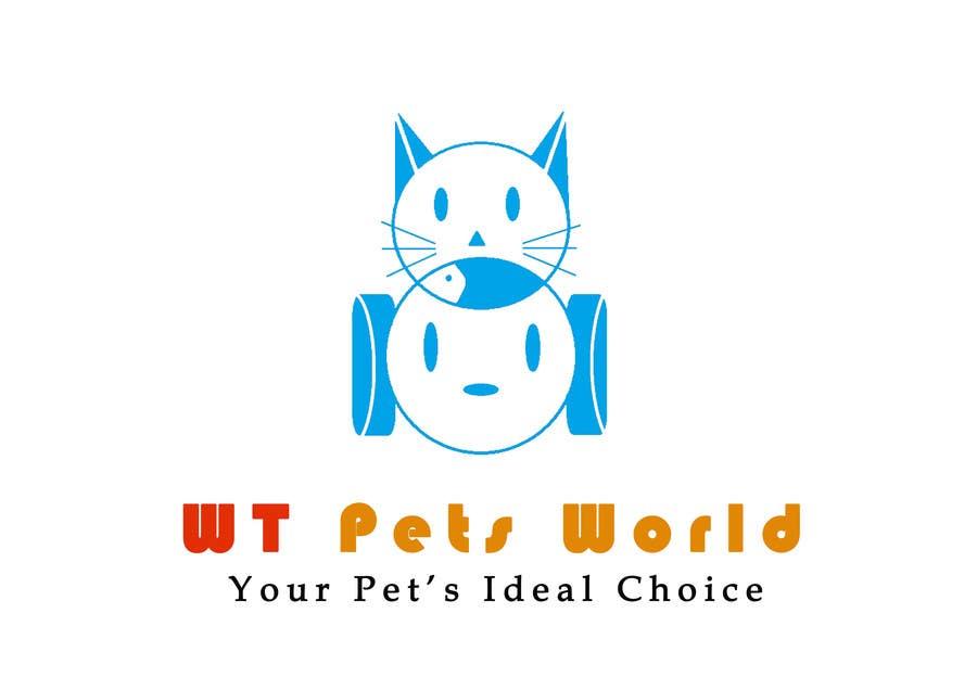 Participación en el concurso Nro.77 para Design a Logo for an online pet store