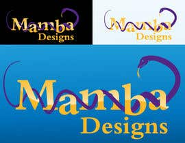 #25 for Mamba Logo by ouit