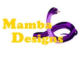 #22 for Mamba Logo by lorikeetp9