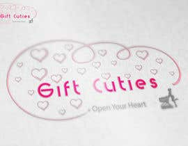 #93 för Design a Logo for Gift Cuties Webstore av shawky911