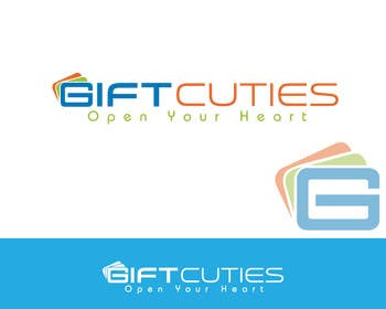 #97 for Design a Logo for Gift Cuties Webstore by silverhand00099