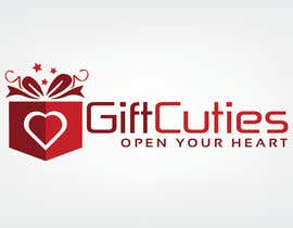 #80 för Design a Logo for Gift Cuties Webstore av adryaa