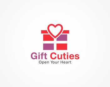 #107 for Design a Logo for Gift Cuties Webstore by tedi1