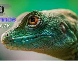 Nro 77 kilpailuun Create a Youtube thumbnail photo ----- for a youtube video (lizards) käyttäjältä tanveerhasanreal