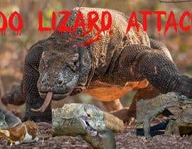 #100 for Create a Youtube thumbnail photo ----- for a youtube video (lizards) by nurjannahadini